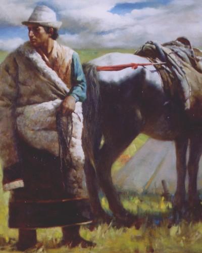 Herdsman(30″x 24″)