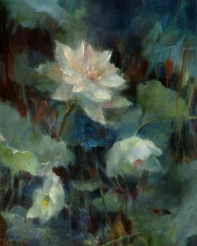 Lotus (16″x 12″)