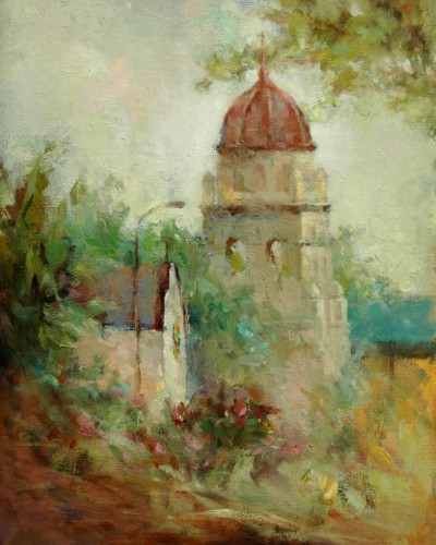 Tower (14″x 11″)
